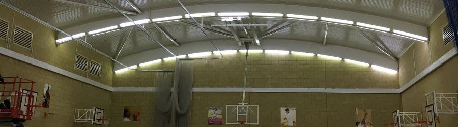 Bishop Stopfords School - External Lighting